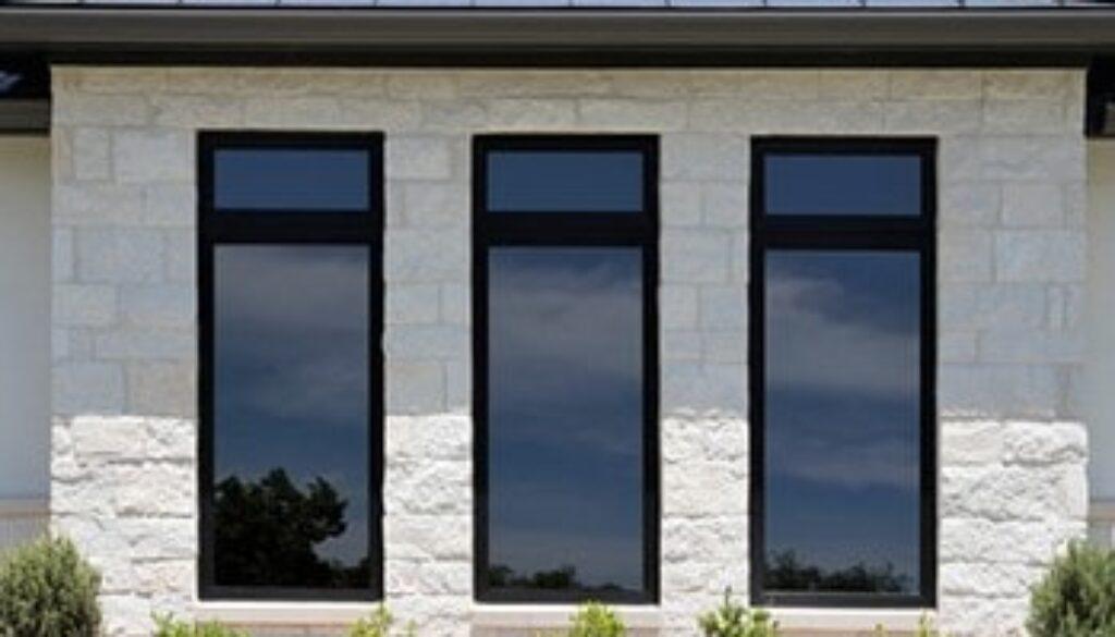 Andersen 100 Series Replacement Window in Grand Prairie Texas.