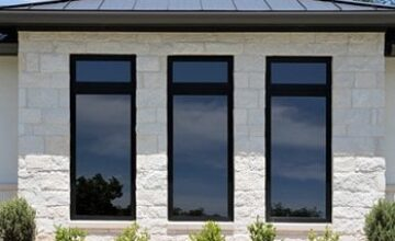 Andersen 100 Series Replacement Window in Grand Prairie Texas.