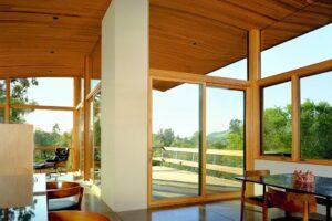 Beautiful Wood Windows