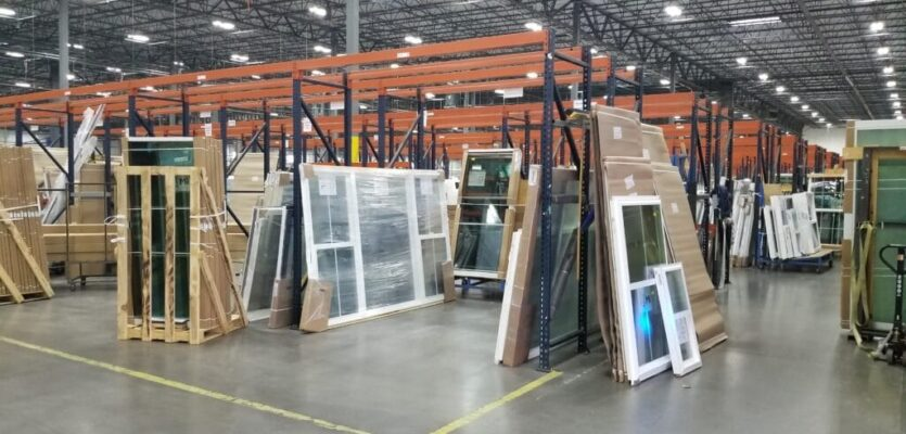 Factory direct window replacement in Dallas Fort Worth Texas