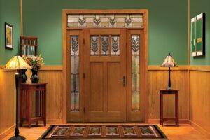 Waudena Millworks Entry Door System
