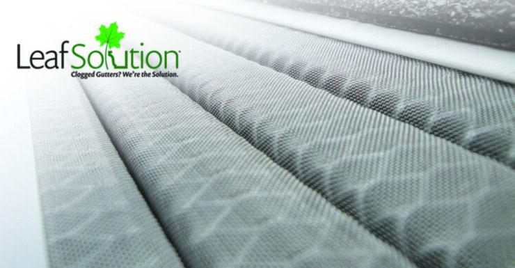 Leaf Solutions gutter protection