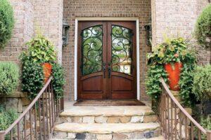 Wood Entry Doors in Dallas Texas