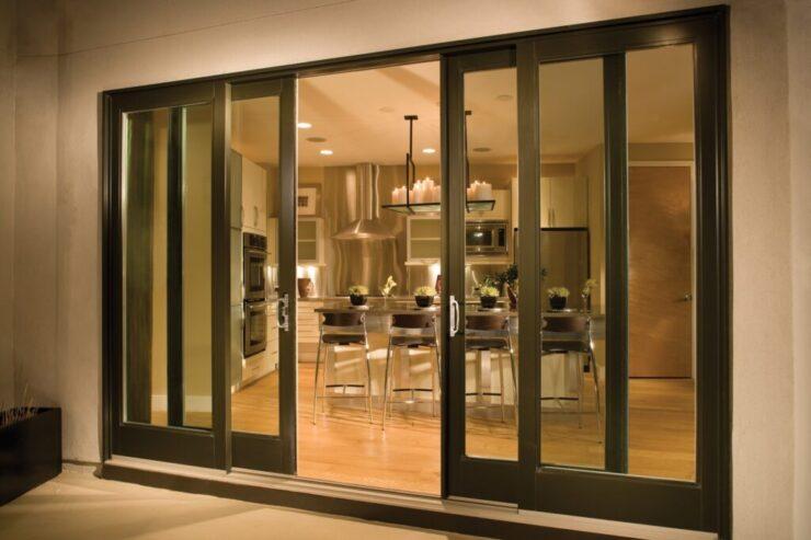 Andersen Patio Door